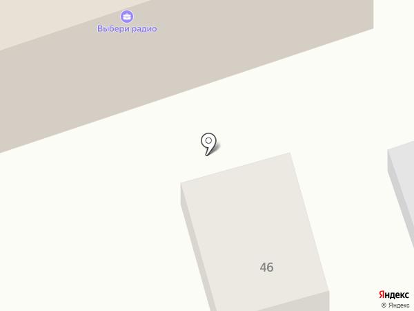 Симеон на карте Ростова-на-Дону