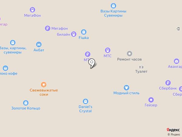 Совкомбанк, ПАО на карте Рязани
