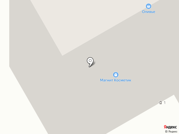 Оливье на карте Рязани