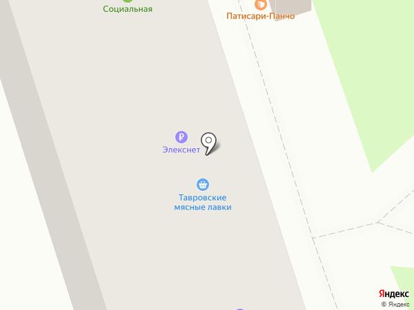 Банкомат, Сбербанк, ПАО на карте Ростова-на-Дону