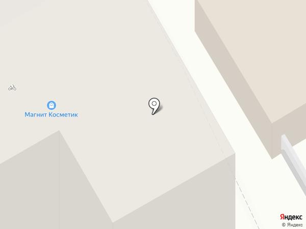 Магнит-Косметик на карте Рязани