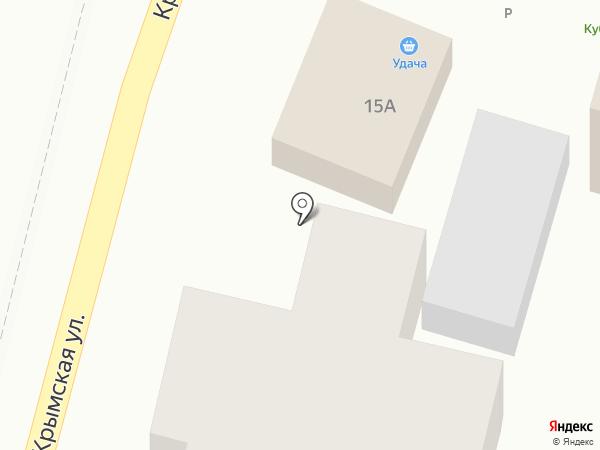 Удача на карте Сочи