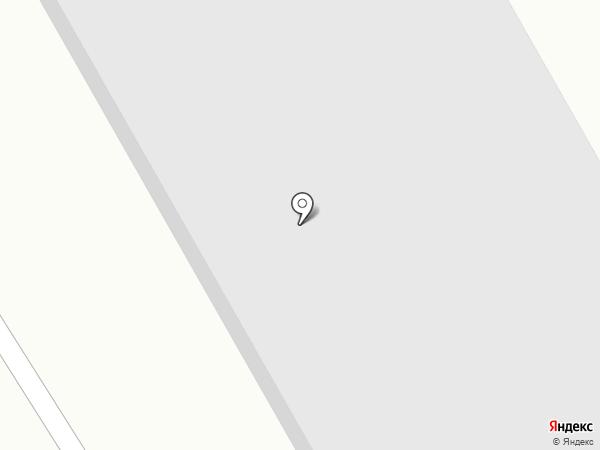 Мегасталь-Дон на карте Ростова-на-Дону
