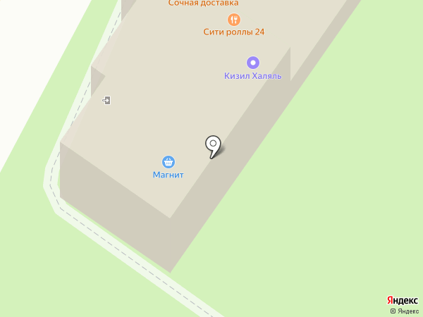 CrossFit РЕКРУТ на карте Ростова-на-Дону