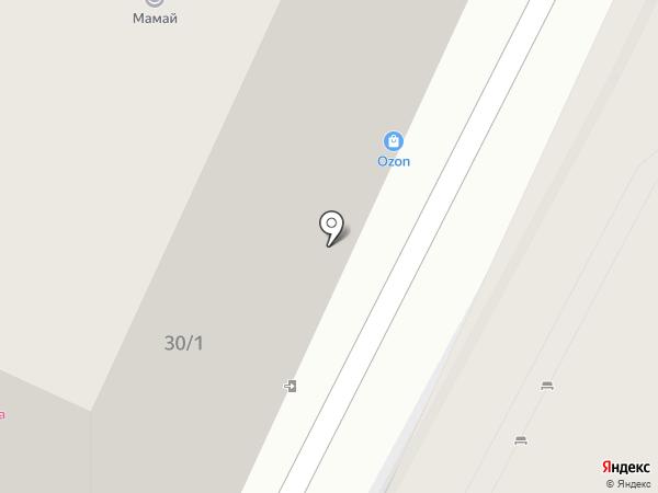 PUDRA на карте Сочи