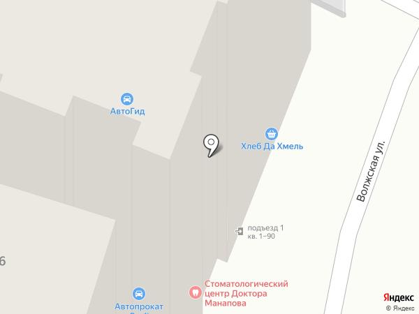 Маэстро на карте Сочи