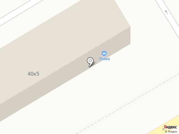 Лейка на карте Рязани
