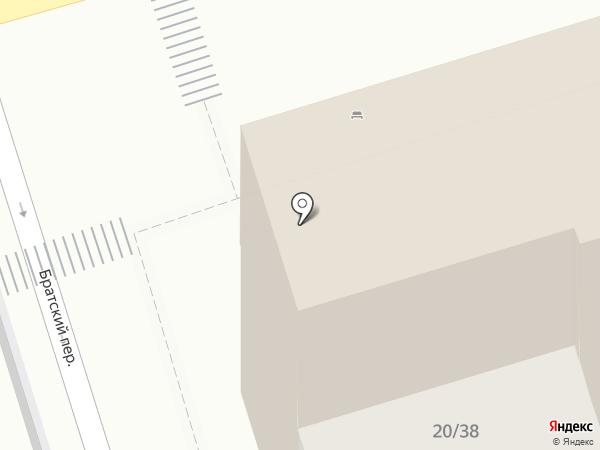 Кухня на карте Ростова-на-Дону