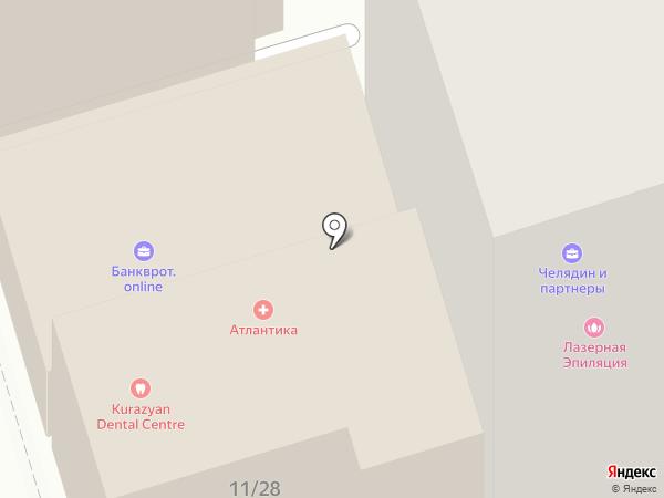 Эврика на карте Ростова-на-Дону