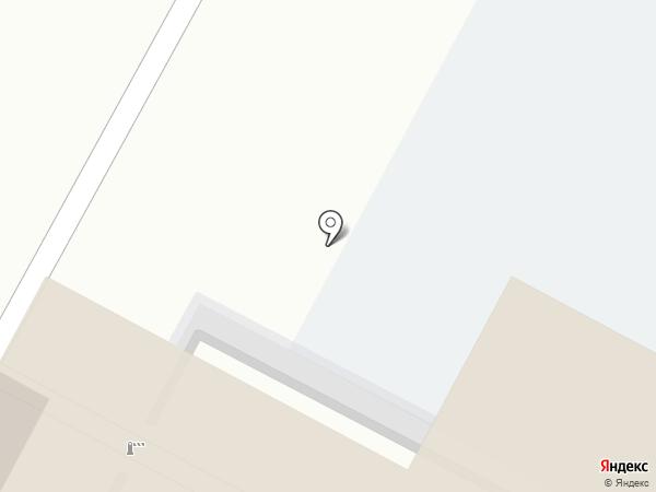 Чудо-печка на карте Рязани