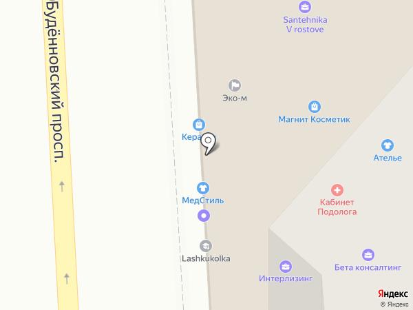 IBG на карте Ростова-на-Дону