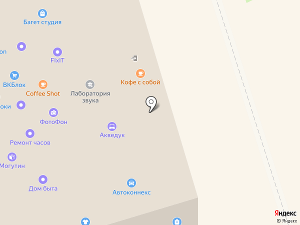 Газобетон-Юг на карте Ростова-на-Дону
