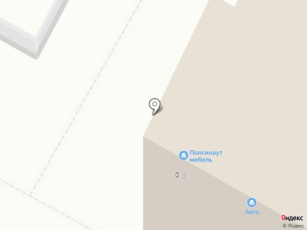 Диво на карте Рязани