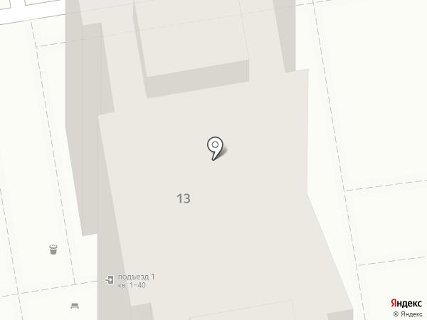 Палитра на карте Ростова-на-Дону