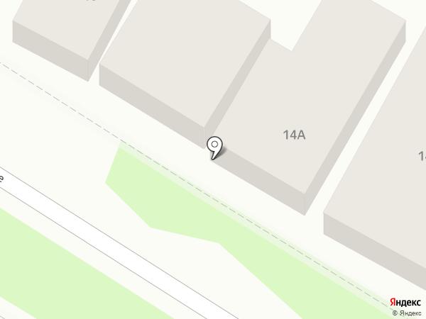 Транспортная компания на карте Ростова-на-Дону