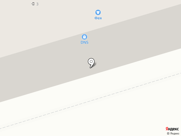 Рейна-Тур НТВ на карте Ростова-на-Дону