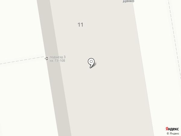 Ликастом на карте Ростова-на-Дону