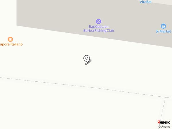 SiMarket на карте Ростова-на-Дону