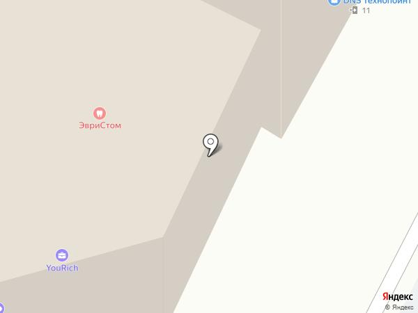 Магазин долгоживущих шаров на карте Рязани
