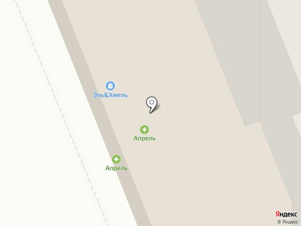 Астра на карте Рязани