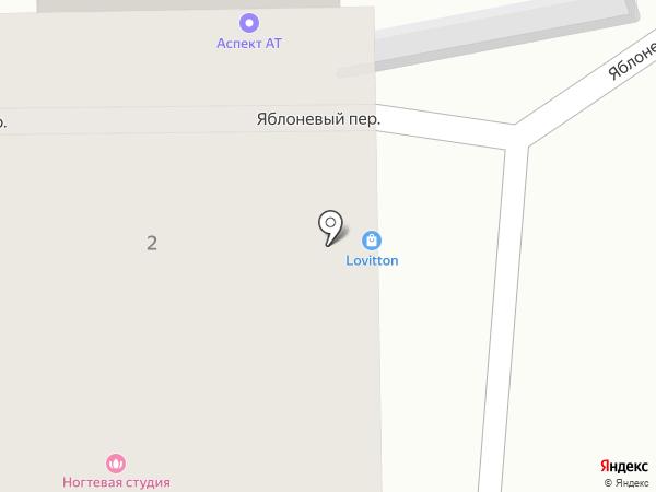 Детки конфетки на карте Ростова-на-Дону