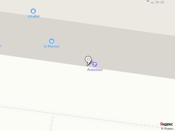 Горячие туры на карте Ростова-на-Дону