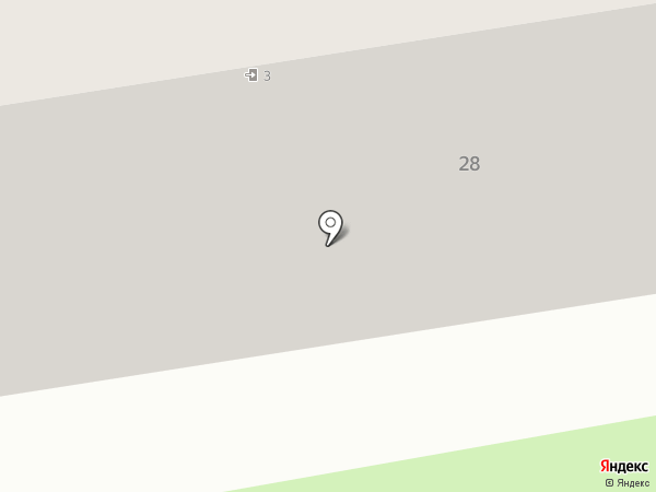 Модная штучка на карте Ростова-на-Дону