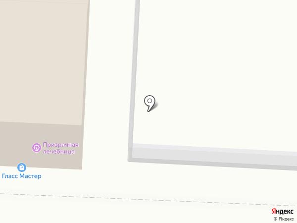 Страж на карте Ростова-на-Дону