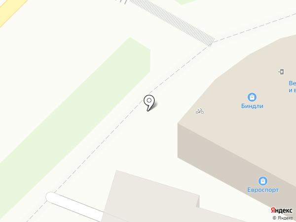 Sekira-shop на карте Рязани