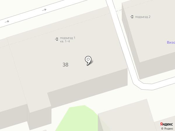 Мебельный комбинат на карте Ростова-на-Дону