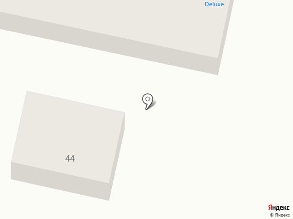 А-пицца на карте Рязани
