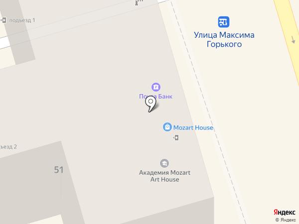 Авто-GO на карте Ростова-на-Дону