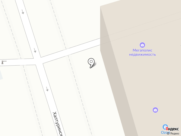 ФреймКад на карте Ростова-на-Дону