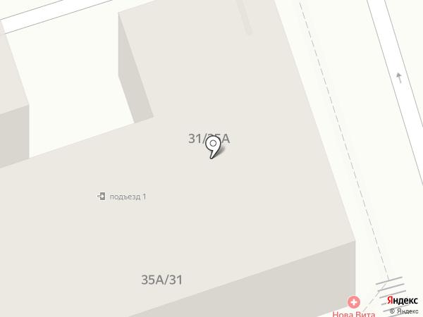 Южная экспертная компания на карте Ростова-на-Дону
