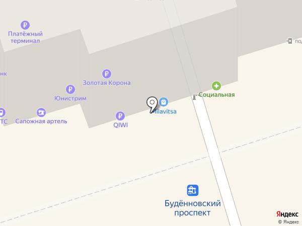 iServise-RnD на карте Ростова-на-Дону