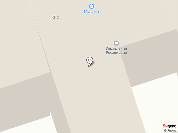 РТЦ АИСС на карте Ростова-на-Дону
