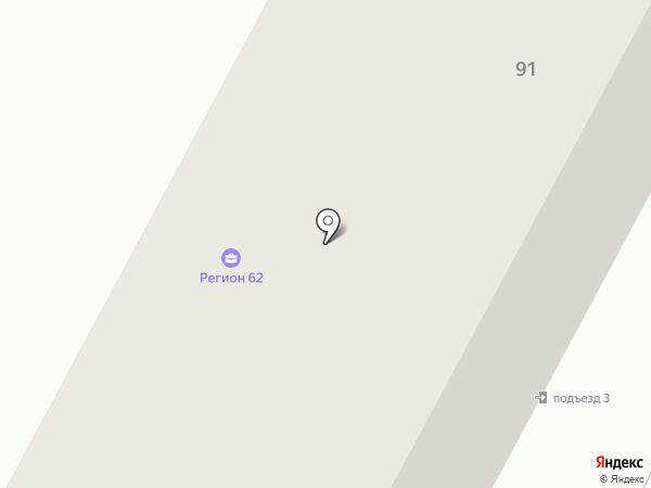 ТЕНЬ на карте Рязани
