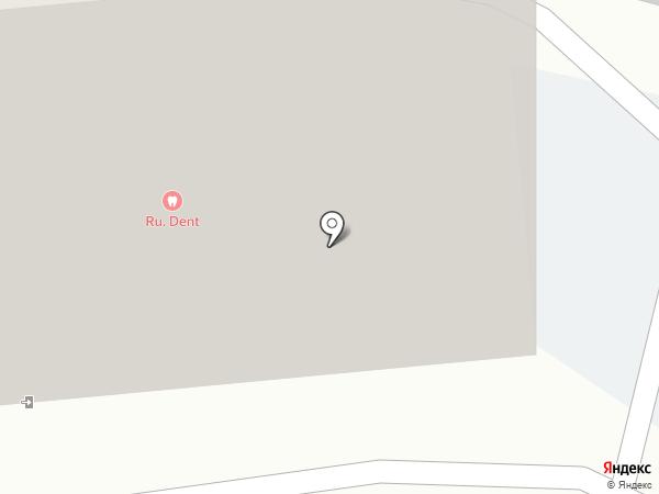 Западный Дагомыс на карте Сочи