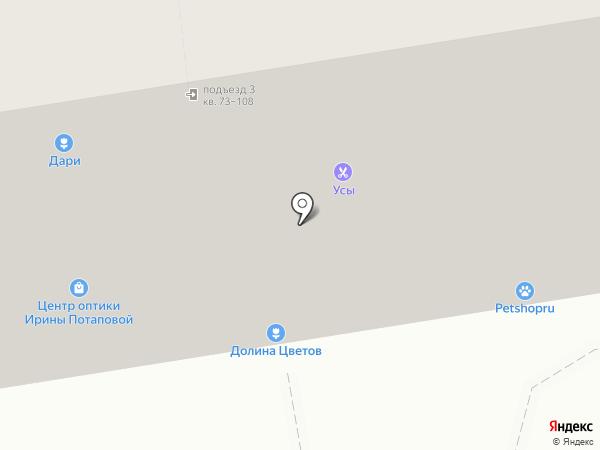 Розовый слон на карте Ростова-на-Дону