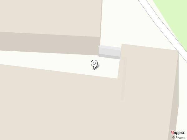 Асония на карте Ростова-на-Дону
