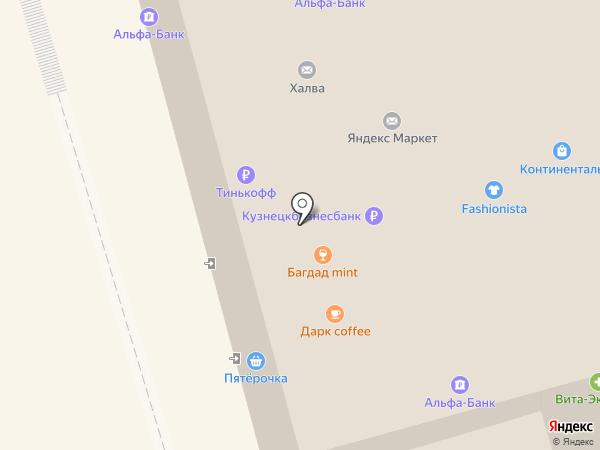 Dryman на карте Ростова-на-Дону