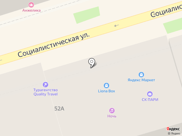 Мама, не горюй на карте Ростова-на-Дону