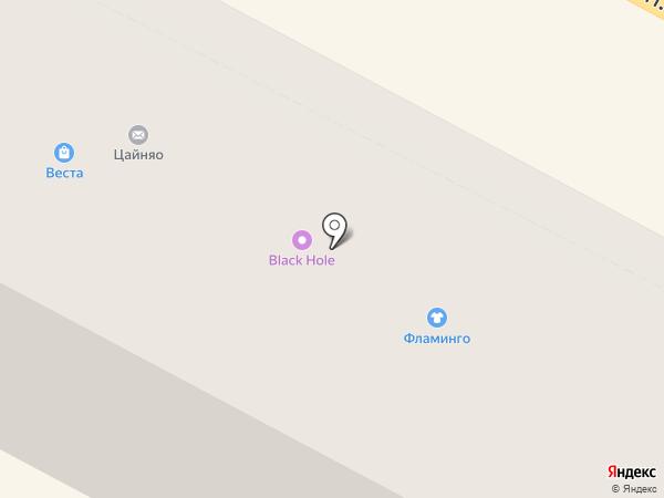 Между Нами на карте Рязани