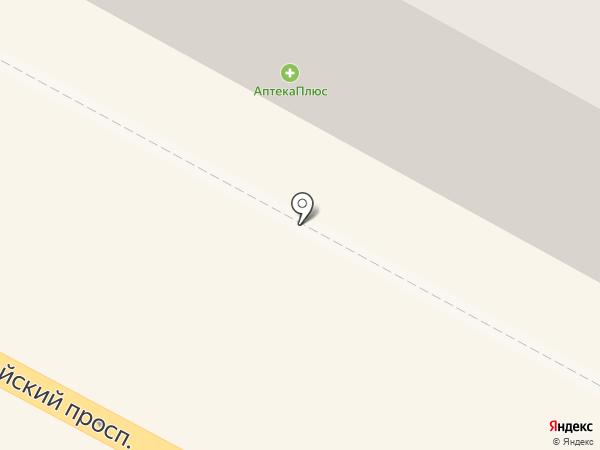 Магазин оптики на карте Рязани