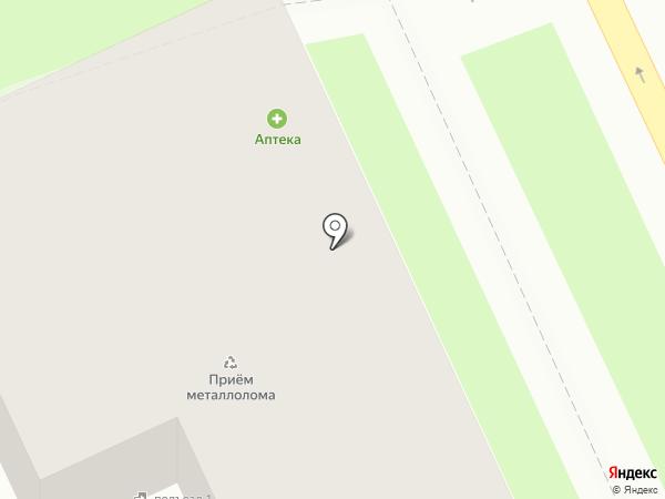 Алколавка на карте Ростова-на-Дону