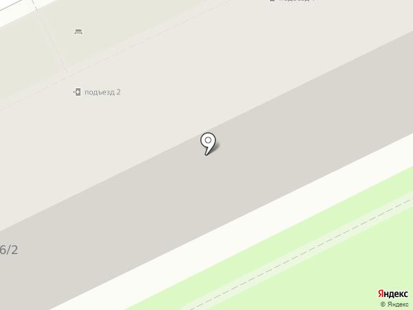 ДОНЖИЛСТРОЙ на карте Ростова-на-Дону