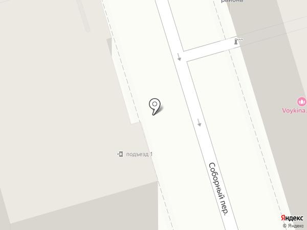 Amorem на карте Ростова-на-Дону