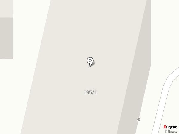 Ангара на карте Сочи
