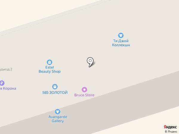 TJ COLLECTION на карте Ростова-на-Дону