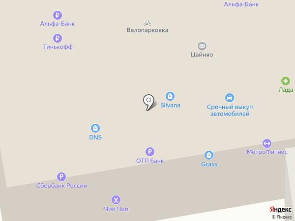 СТРОИТЕЛЬНАЯ КОМПАНИЯ-Т.В.В. на карте Ростова-на-Дону